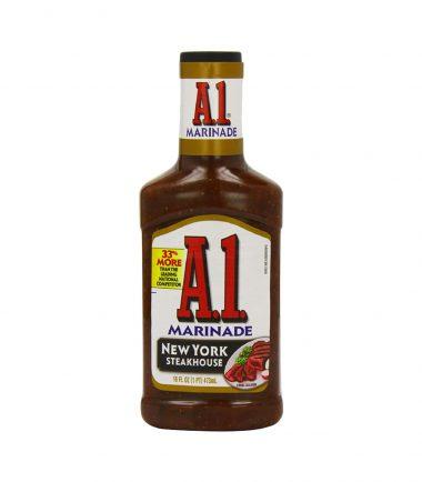A1 Marinade New York Steakhouse 473ml (16 fl.oz)