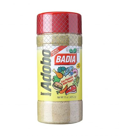 Badia Adobo with Pepper 425.2g (15oz)