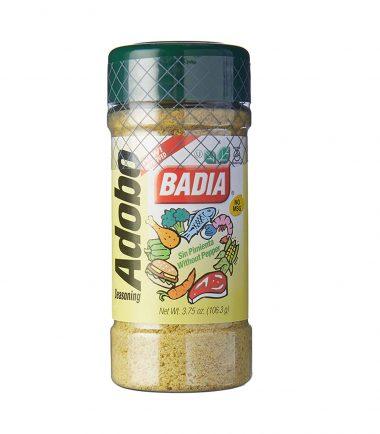 Badia Adobo without Pepper 106.3g (3.75oz)