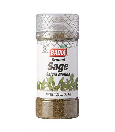 Badia Sage Ground 35.4g (1.25oz)