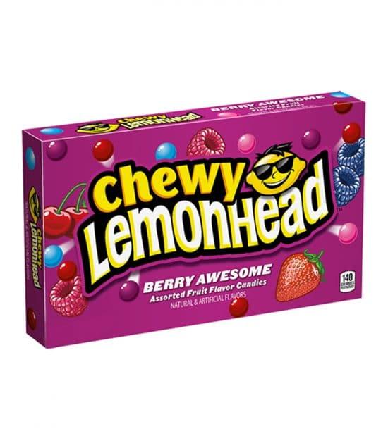 Lemonhead Theater Box Berry 142g (5oz)