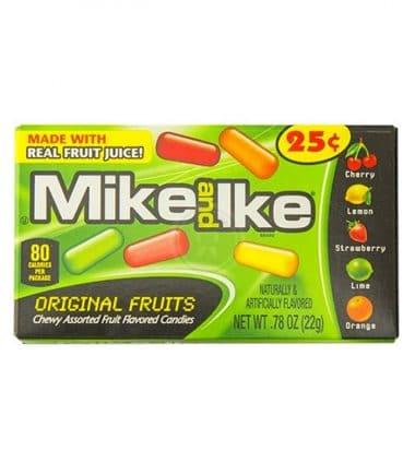 Mike & lke Original $0.25 22g (0.78oz)