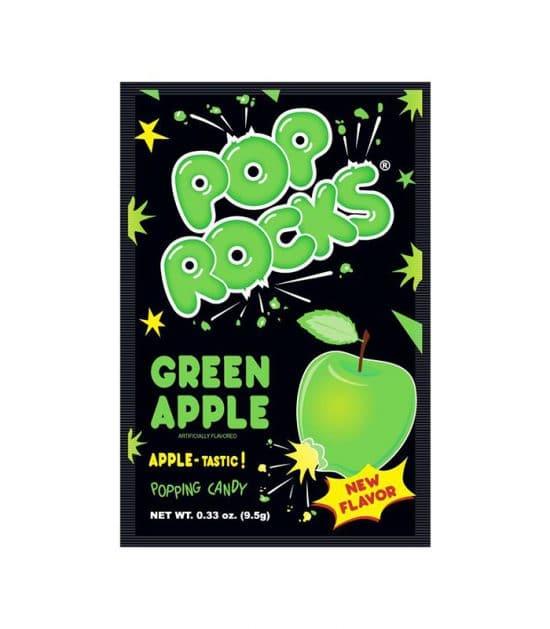 Pop Rocks Green Apple Popping Candy 9.5g (0.33oz)