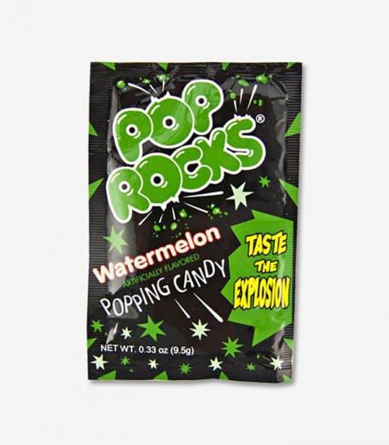 Pop Rocks Watermelon Popping Candy 9.5g (0.33oz)