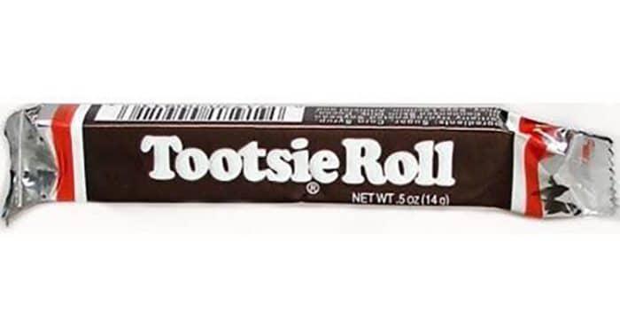 American groceries tootsie roll