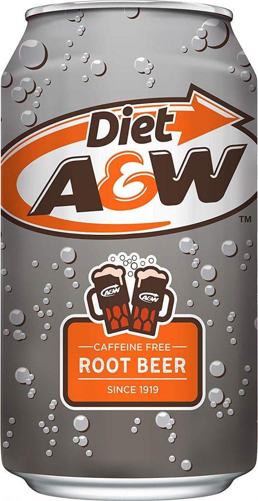 American groceries a&w diet root beer