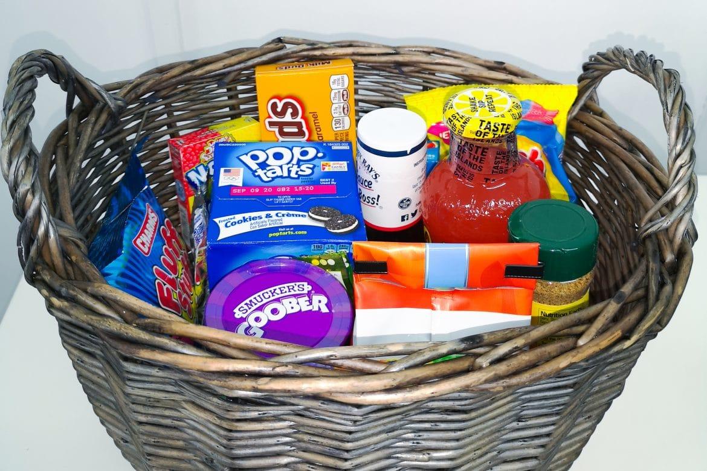 large gift hamper gift basket