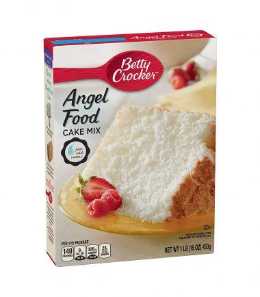 Betty Crocker Angel Food Cake Mix 453g (16oz)