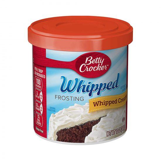 Betty Crocker Whipped Cream Frosting 340g (12oz)