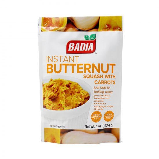 Badia Instant Butternut Squash with Carrots 113.4g (4oz)-min
