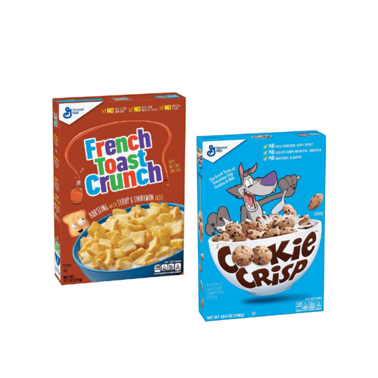 cereal combo deal