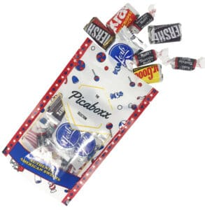 American chocolate gift pouch sweet gift idea candy pouch candy gift