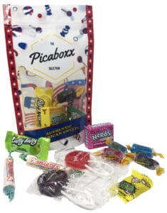 Variety pack american candy mixed sweets gift pouch sweet gift idea candy pouch candy gift