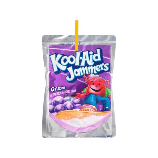 Kool Aid Jammers Grape 177ml (6 fl oz)