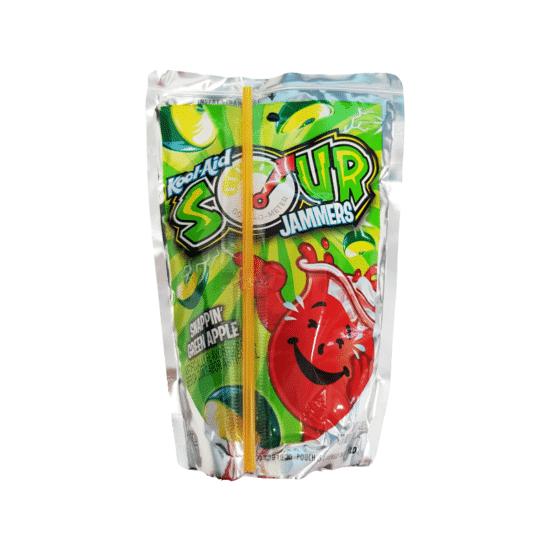 Kool Aid Jammers Sour Green Apple
