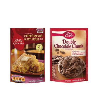 betty crocker baking mix deal