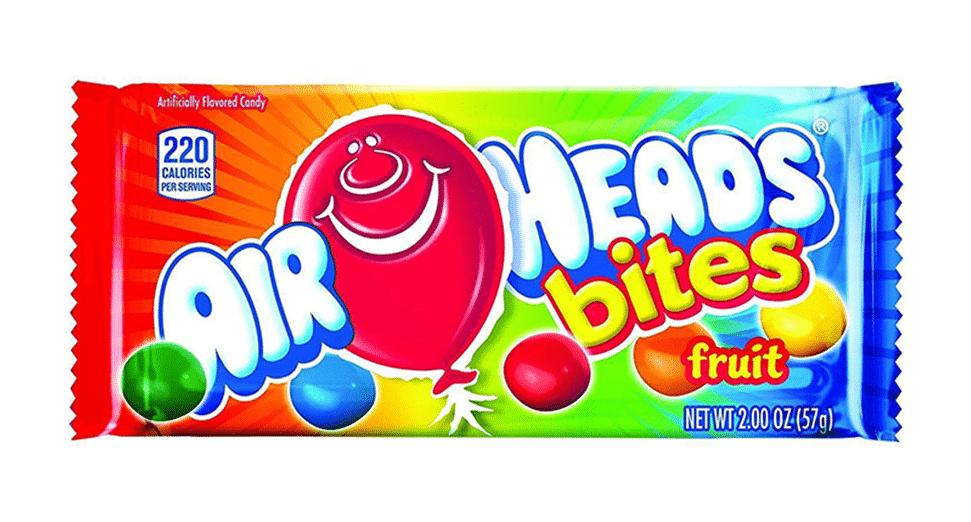 AirHeads American candy