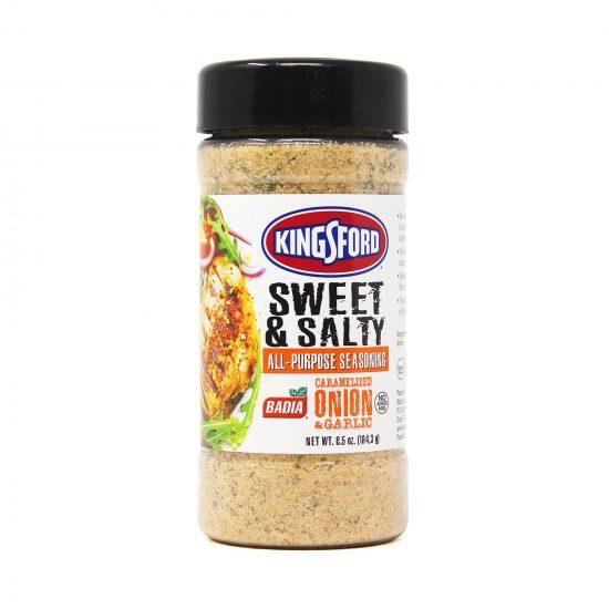 Badia Kingsford Sweet & Salty All Purpose Seasoning 184.3g (6.5oz)