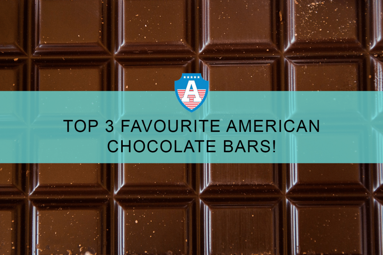 American chocolate bars