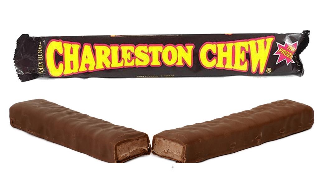 Charleston Chew American chocolate bars