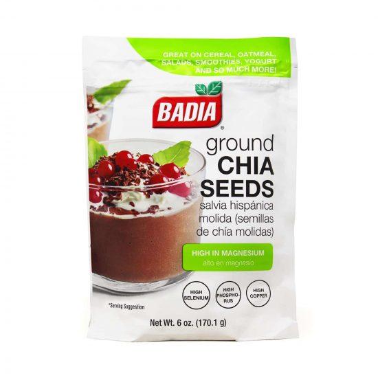 Badia Ground Chia Seeds 170.1g (6oz)
