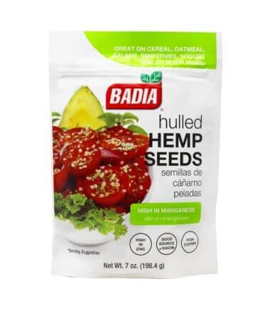 Badia Hulled Hemp Seeds 198.4g (7oz)