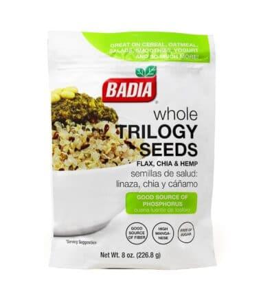 Badia Trilogy Health Seeds 226.8g (8oz)