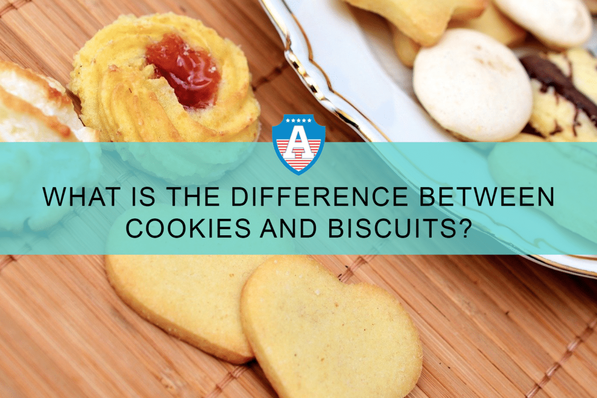 What is the difference between cookies and biscuits