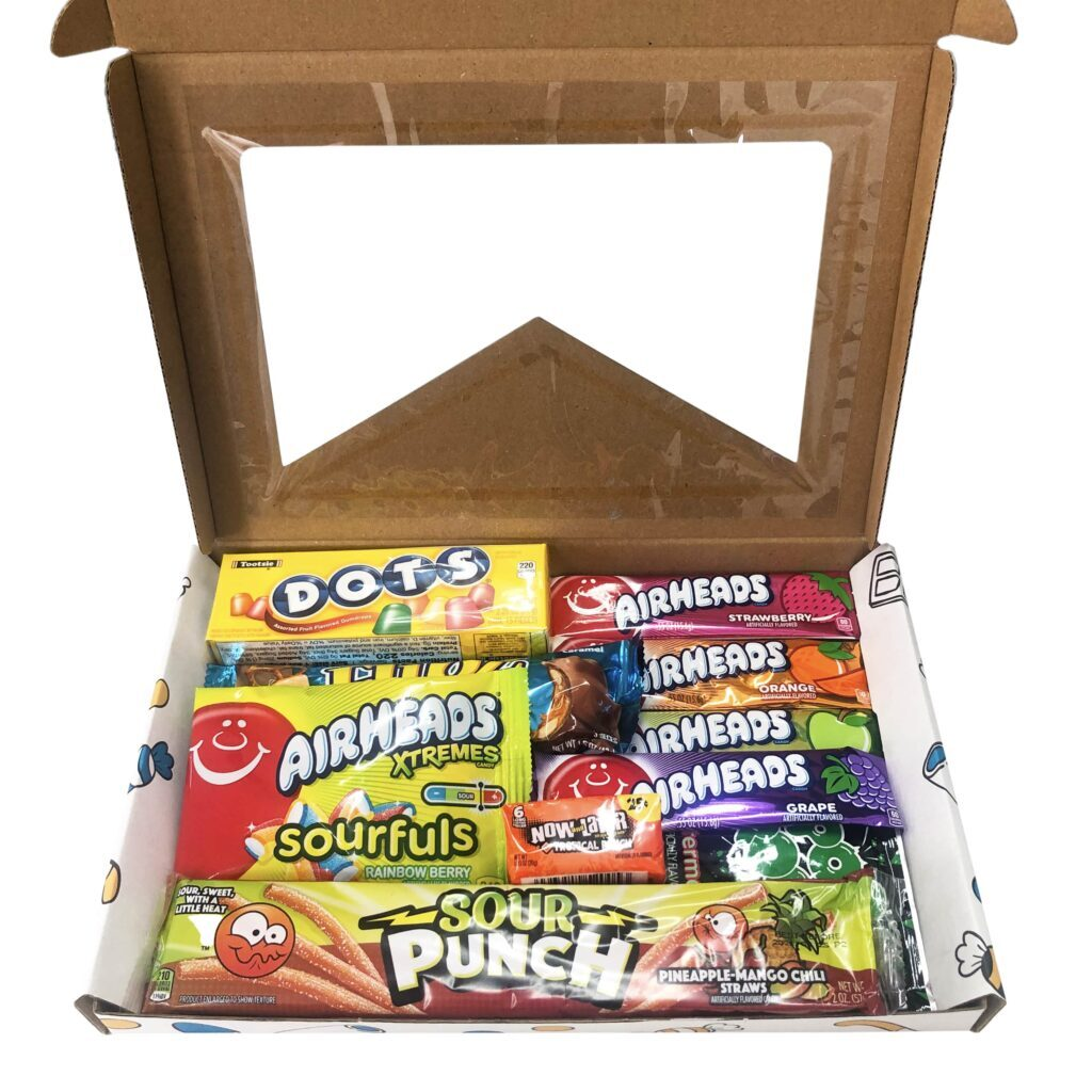 Limited Edition Pride Rainbow Picaboxx Selection gift box