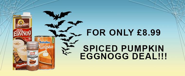 American Food Mart Egg Nogg Deal