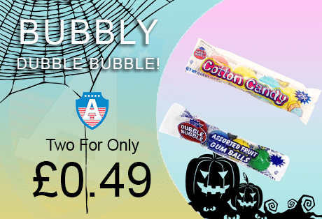 American Food Mart Halloween Promotion - Right